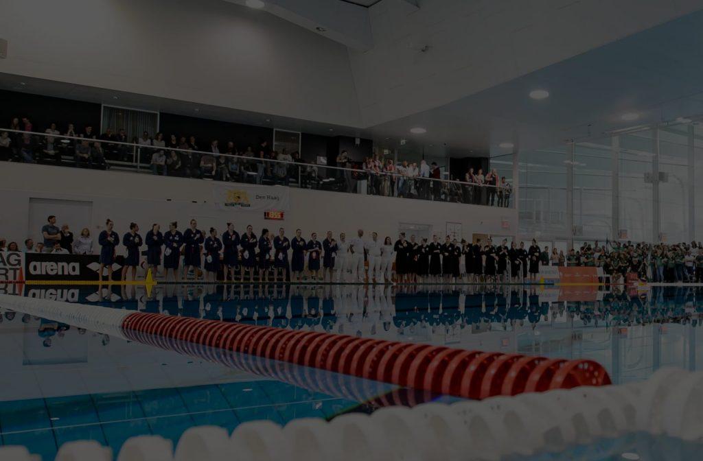 Eredivisie Bekerfinales Waterpolo 2019 - Hofbad Den Haag